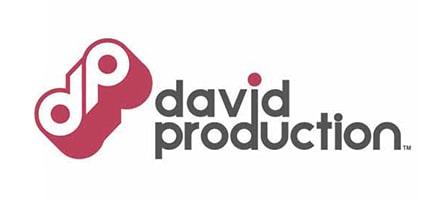 デイヴィッドプロダクションのロゴ
