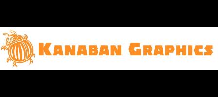 カナバングラフィックスのロゴ